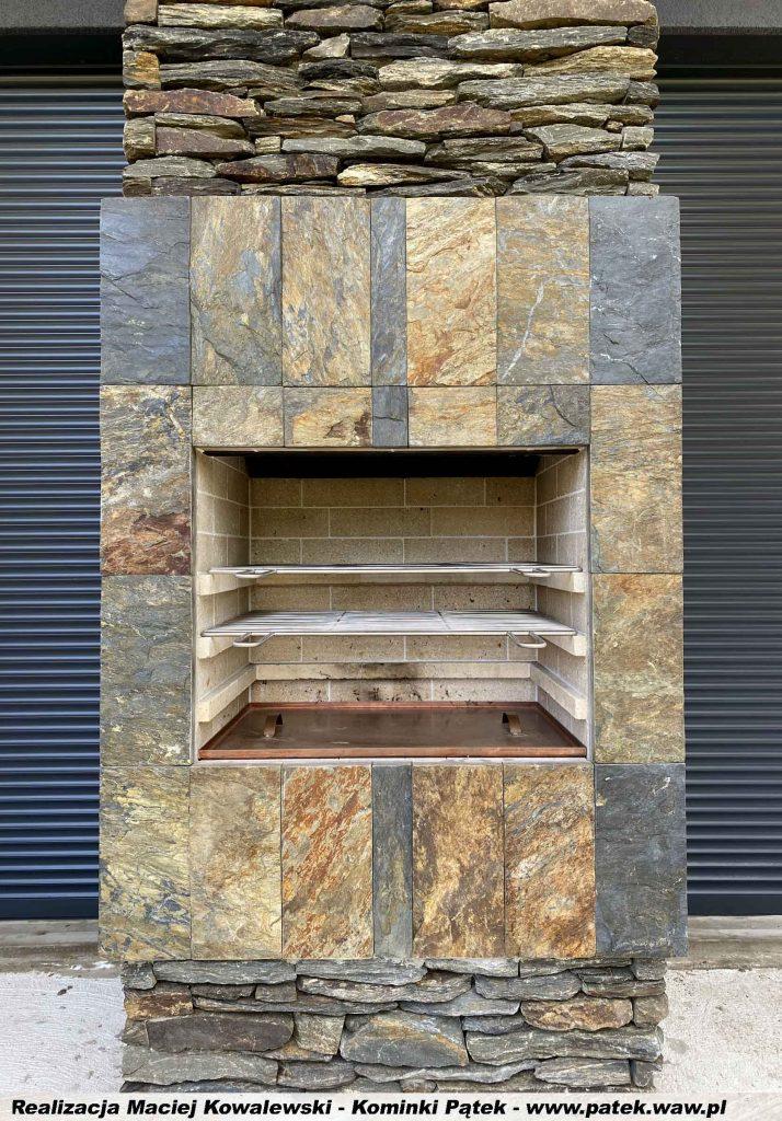 grill i kominek w łupku(2)
