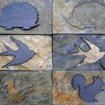 Wycinanie wzorów w kamieniu