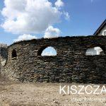 mur z łupka szarogłazowego 2