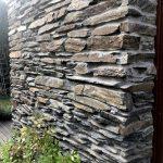 kamienny mur