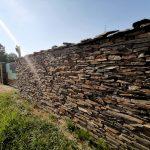 mur oklejony łupkiem ciętym jednostronnie(3)